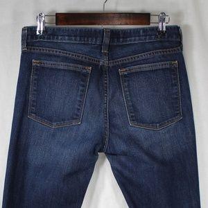J Crew Mid-Rise Toothpick Skinny Jeans